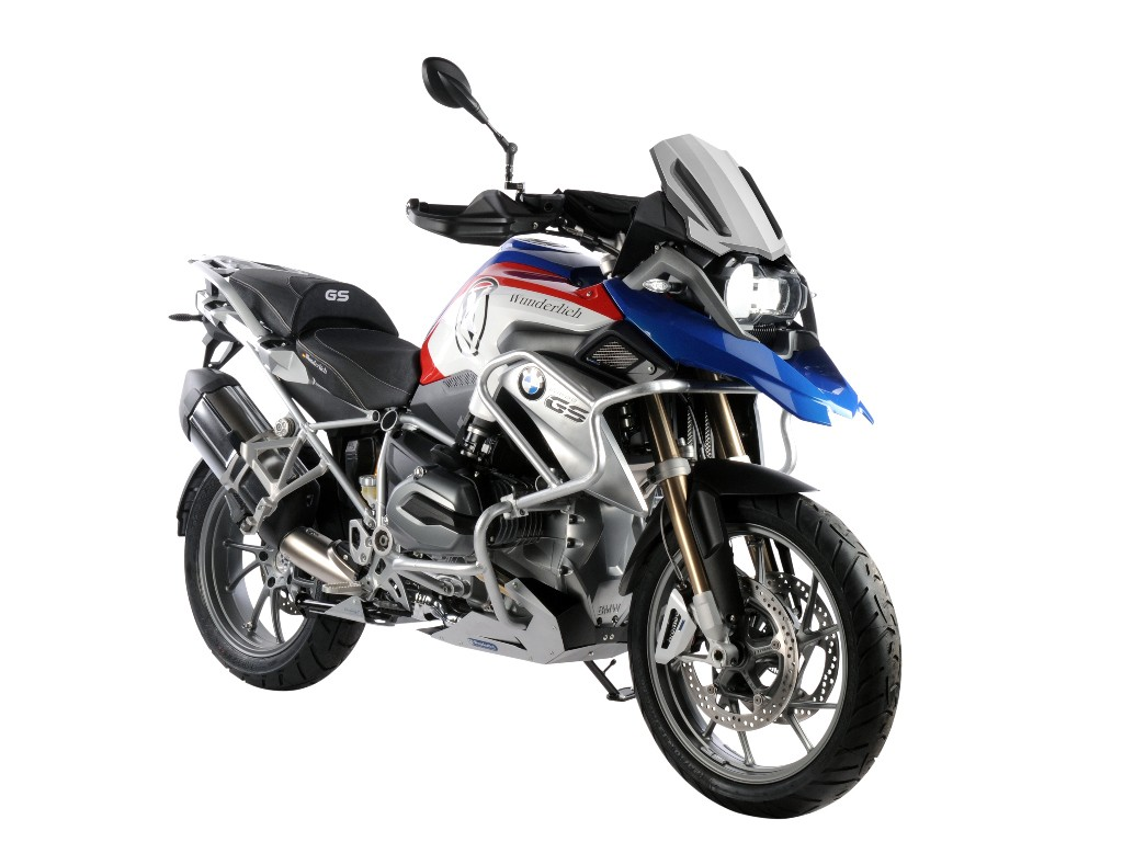 2013 bmw r1200gs receives awesome wunderlich upgrades. Black Bedroom Furniture Sets. Home Design Ideas