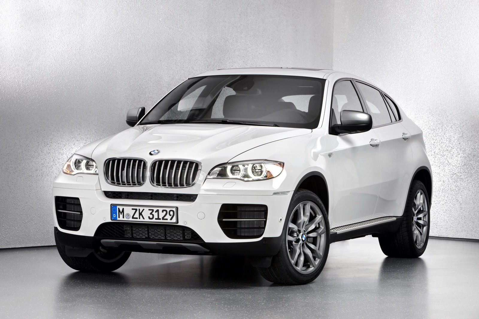 2013 Bmw X6 M50d Equipment List Revealed Autoevolution