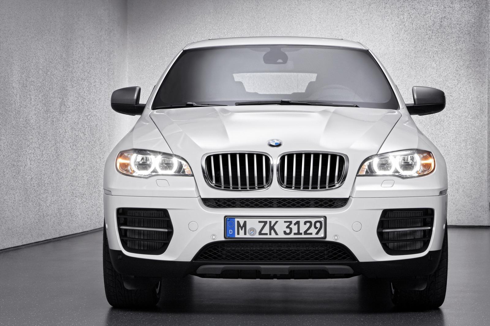 2013 Bmw X6 M50d Equipment List Revealed Autoevolution