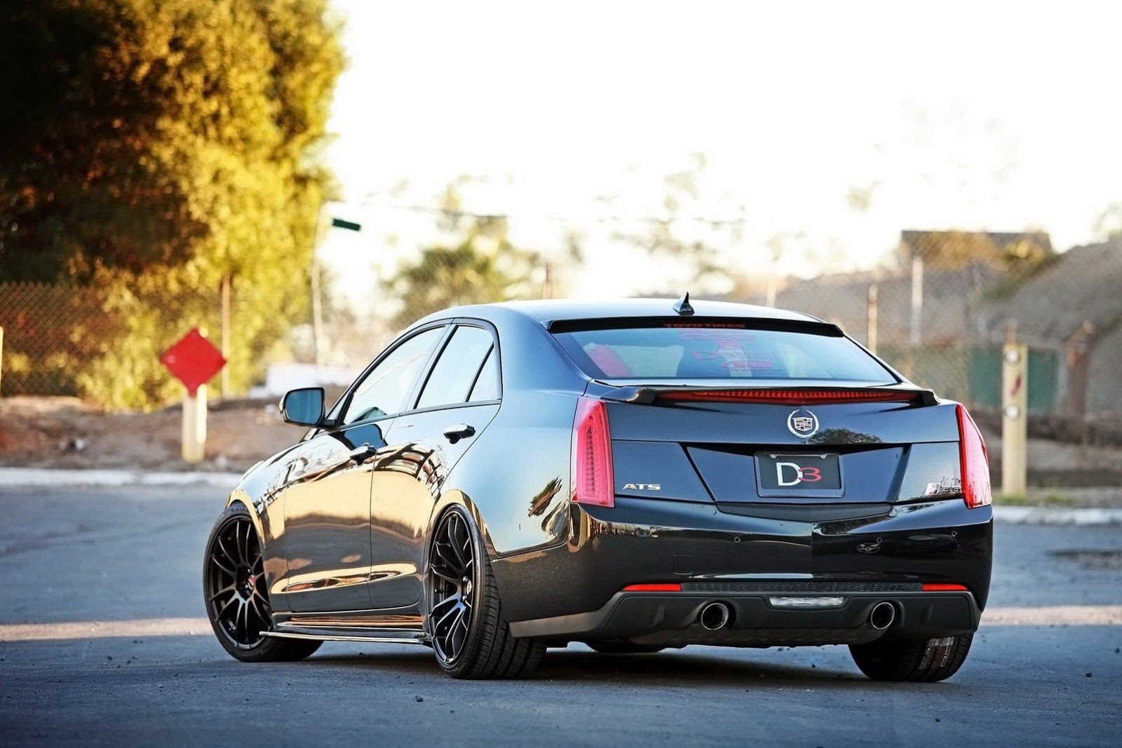 2013 Cadillac Ats Tuned By D3 Autoevolution