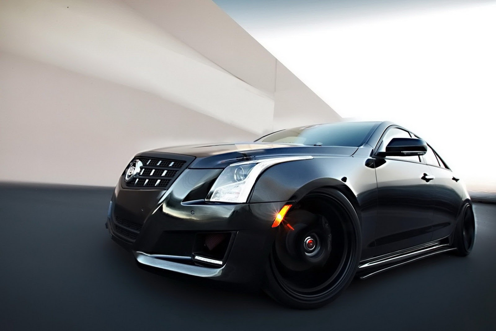 automobiles style ats nice spoilers com spoiler quality aliexpress carbon lip fitment in trunk item cadillac wings on excellent motorcycles from fiber alibaba for
