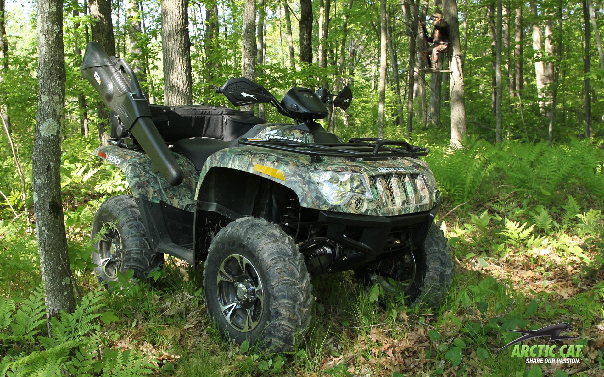 2013 Arctic Cat 500 Xt The Tough Middleweight Atv For