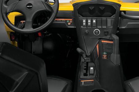 2013 Can Am Commander Limited autoevolution