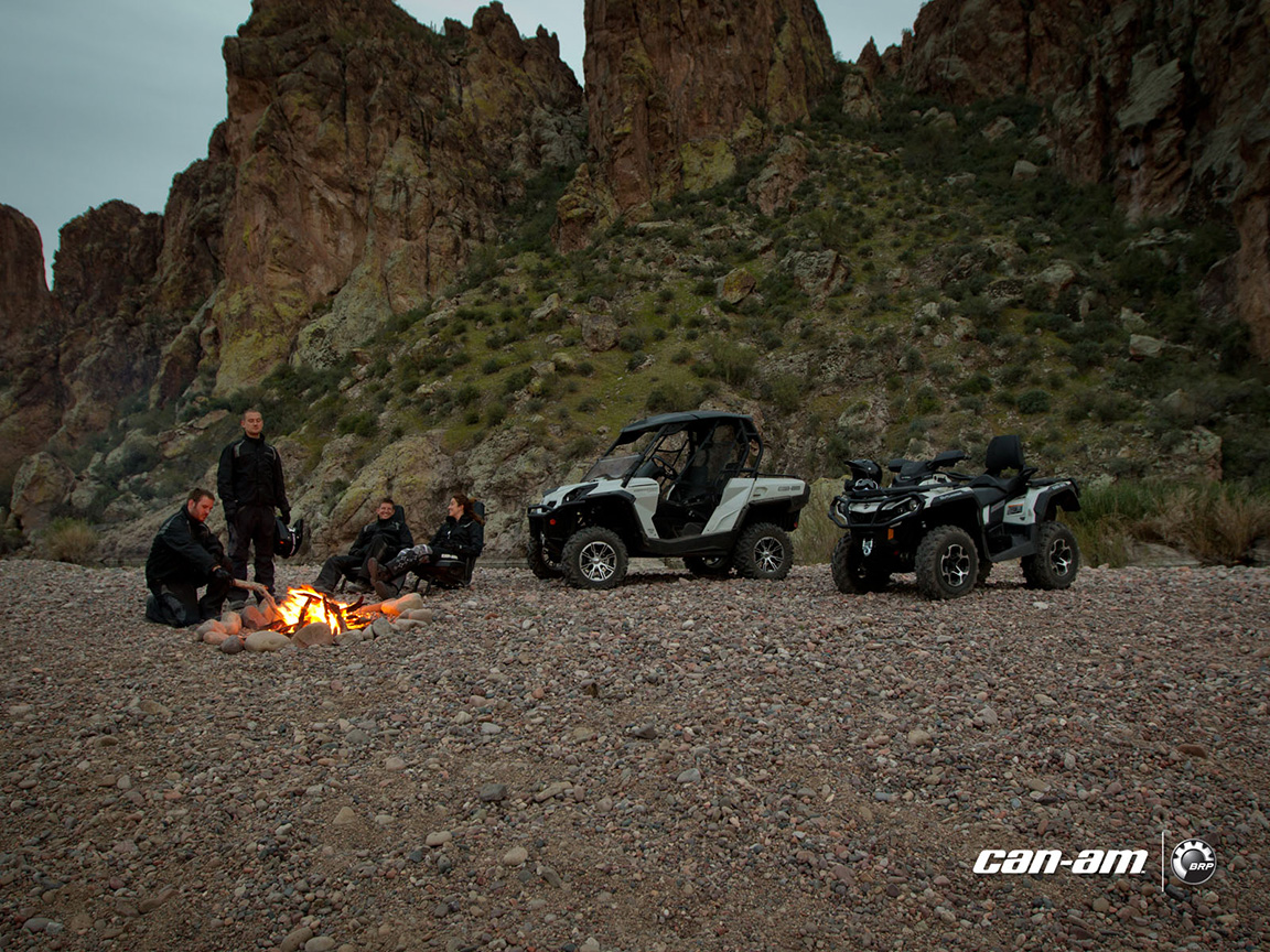 Best Luxury Hybrid >> 2013 Can-Am Outlander MAX 1000 Limited, Off-Road Luxury and Brawn - autoevolution