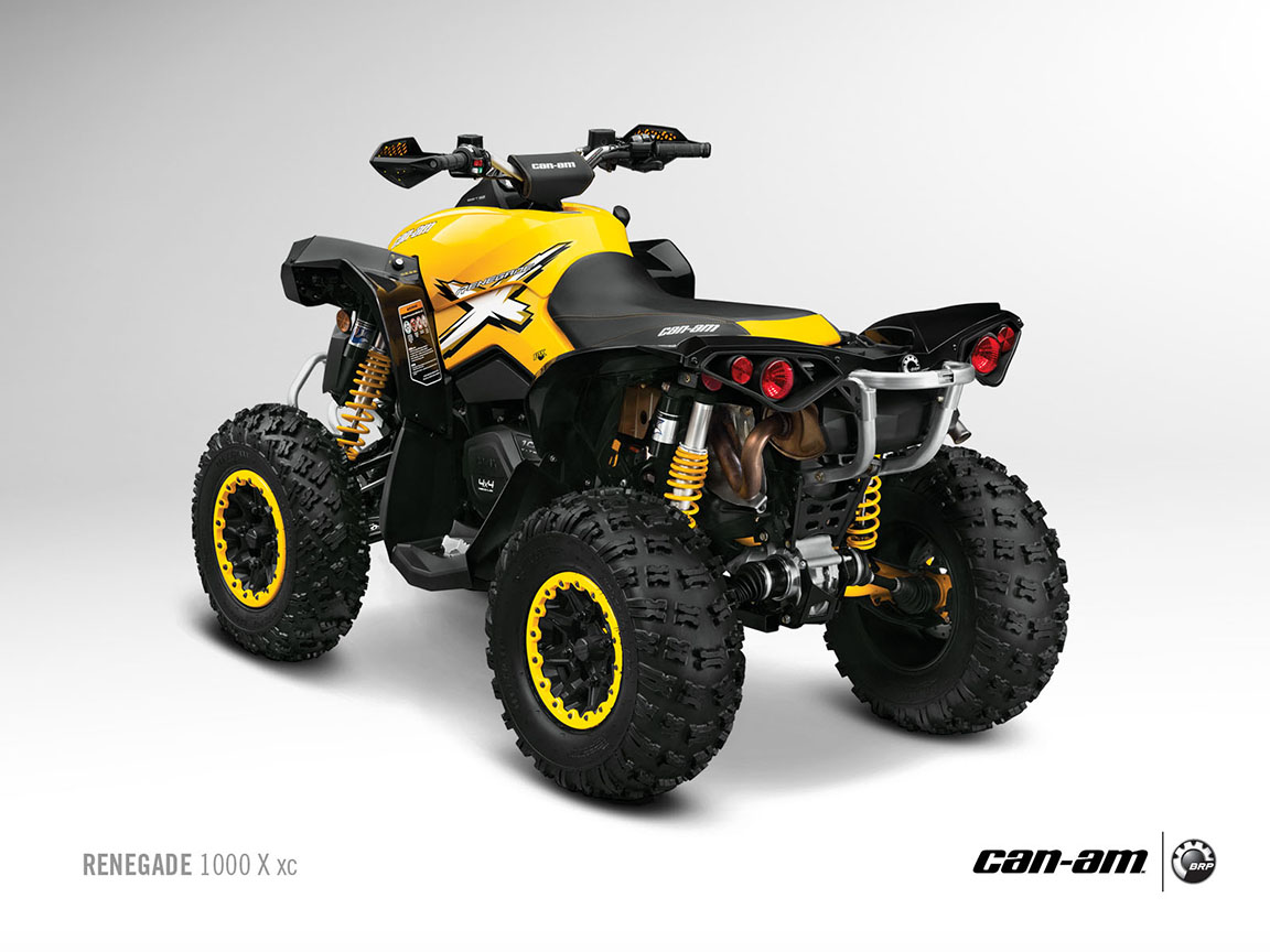 2013 Can-Am Renegade X xc 1000, Top Specs for Leisure and ...