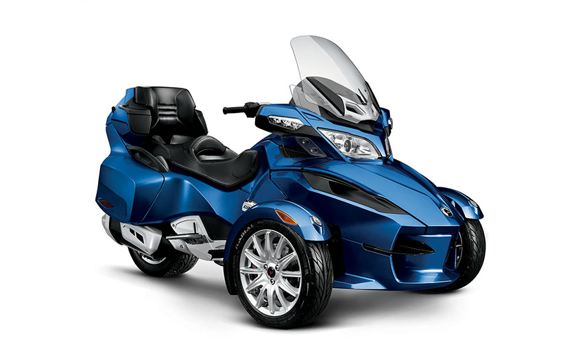 2013 Can Am Spyder Rt A Classy 3 Wheel Vehicle