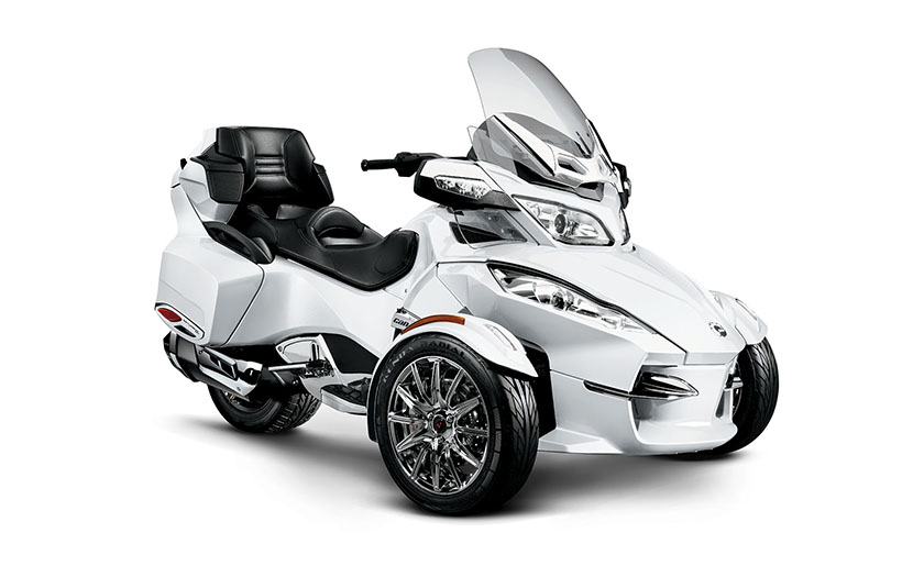 2013 can am spyder rt limited is a luxury touring machine autoevolution