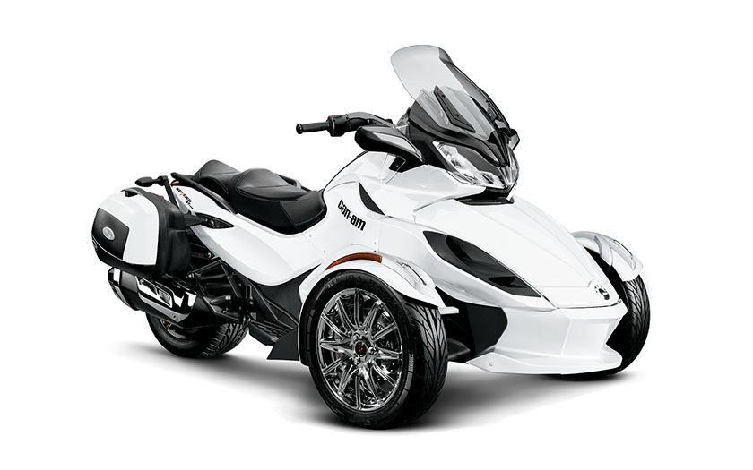 2013 Can Am Spyder St Limited For Comfort Touring
