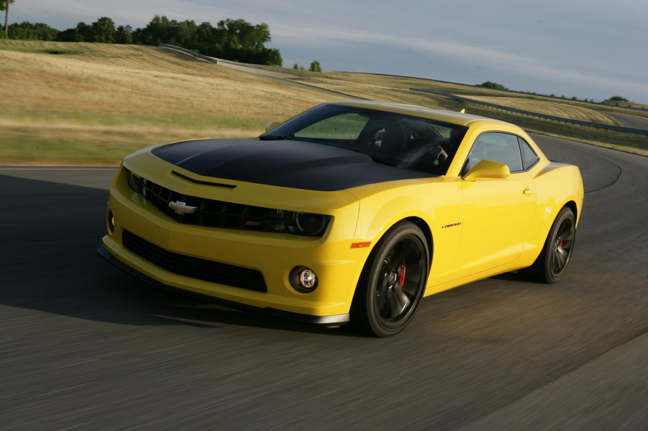 2013 chevrolet camaro ss 1le performance package autoevolution. Black Bedroom Furniture Sets. Home Design Ideas