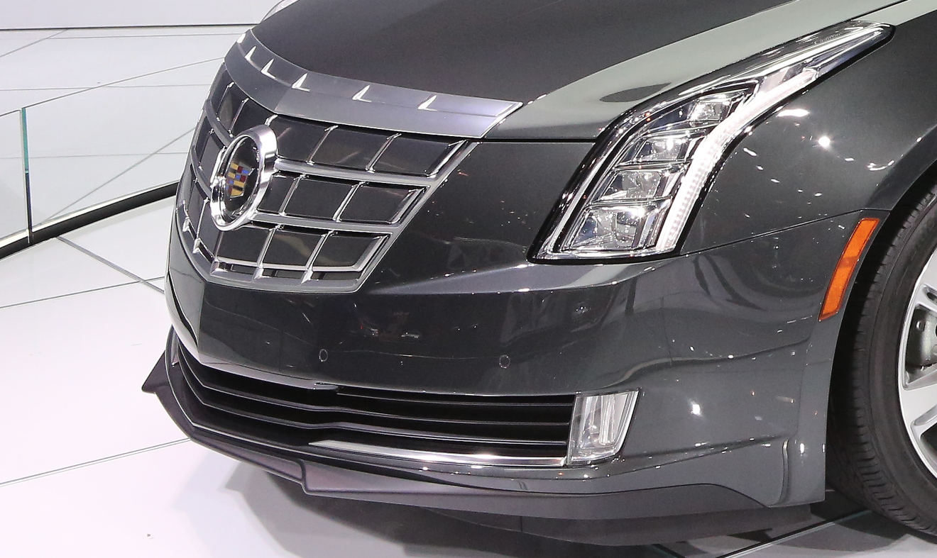 2013 Chicago: Cadillac ELR [Live Photos] - autoevolution