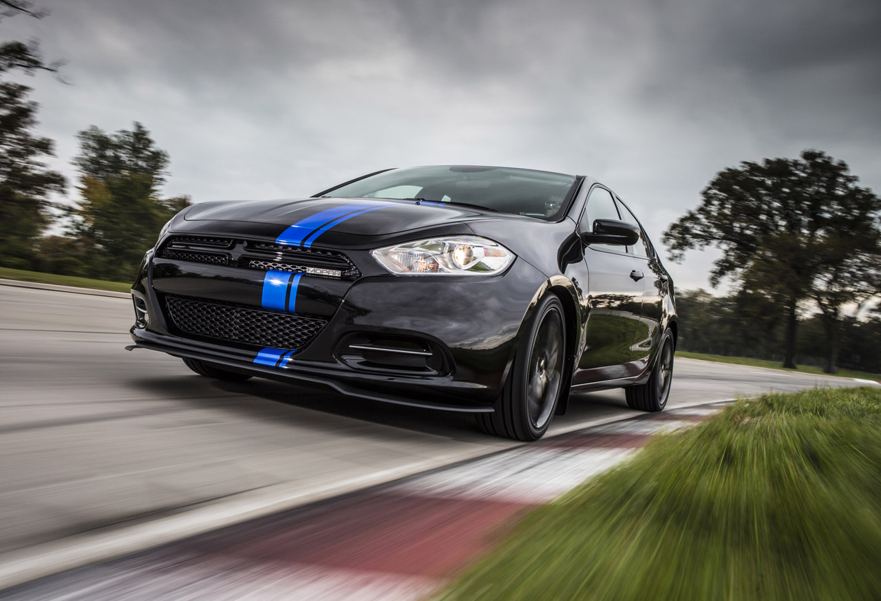2013 dodge dart by mopar pricing announced autoevolution - Dodge Dart 2015 Srt