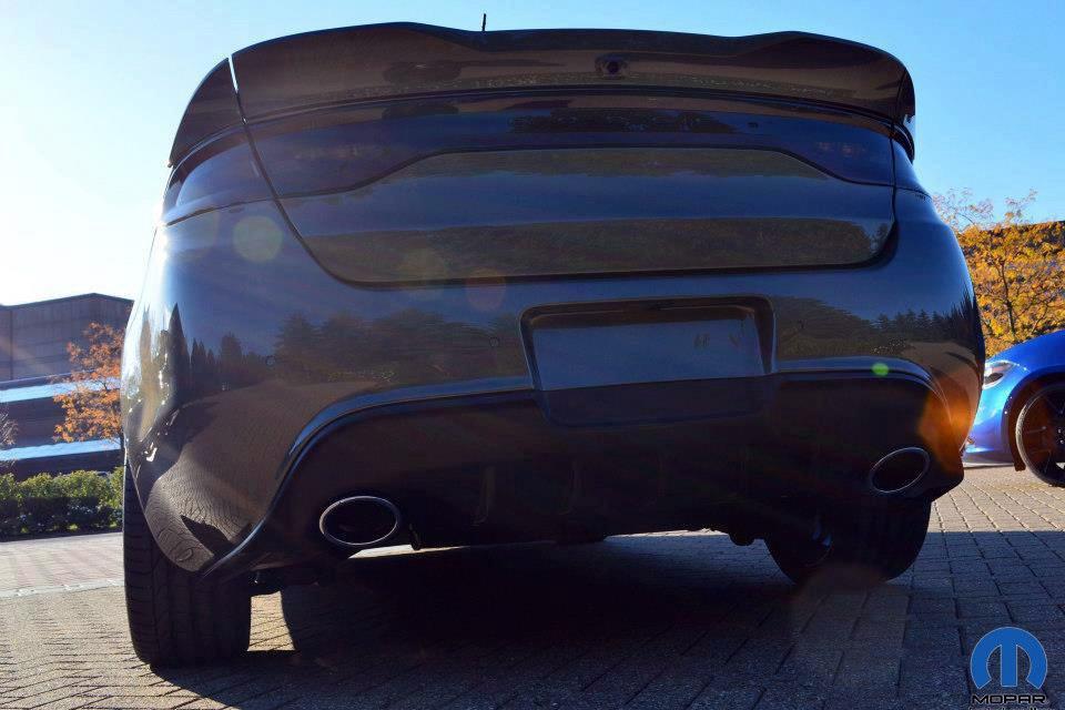 2013 Dodge Dart By Mopar Unveiled Ahead Of Sema