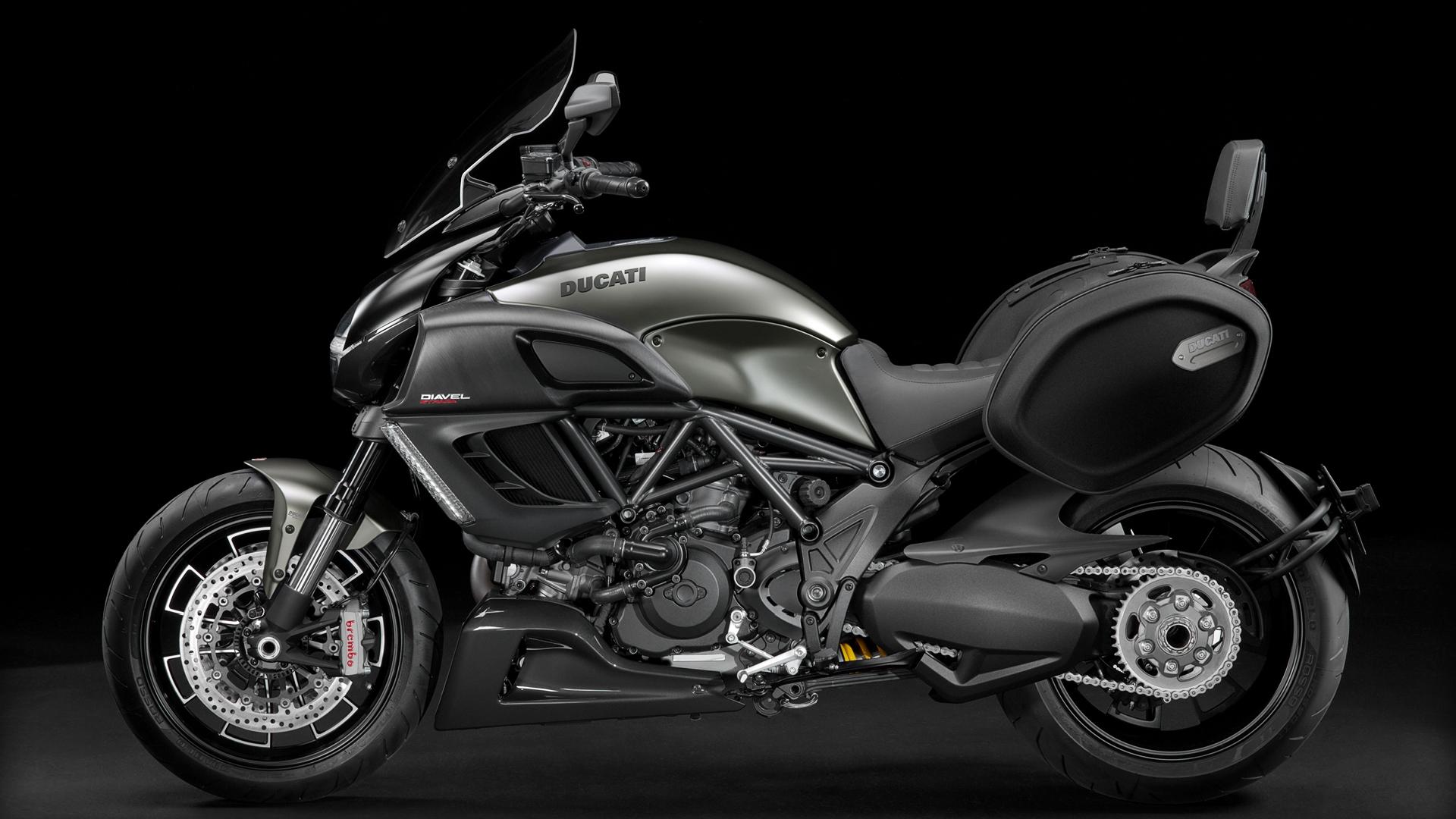 2013 Ducati Diavel Strada, The Touring Diavel?   Autoevolution