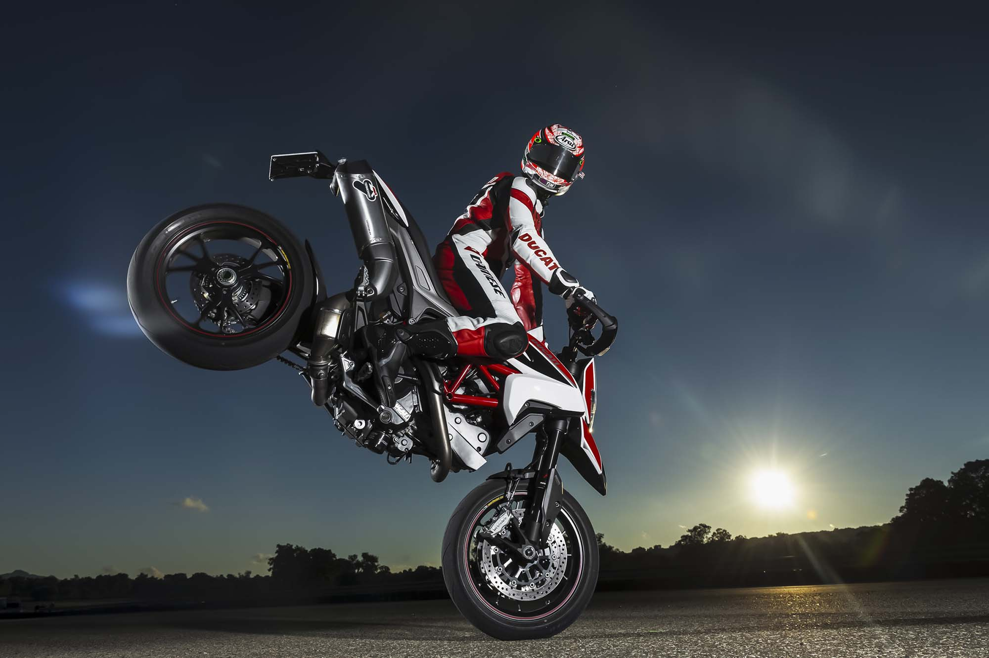 2013 Ducati Hypermotard Official Pictures Show An Awesome