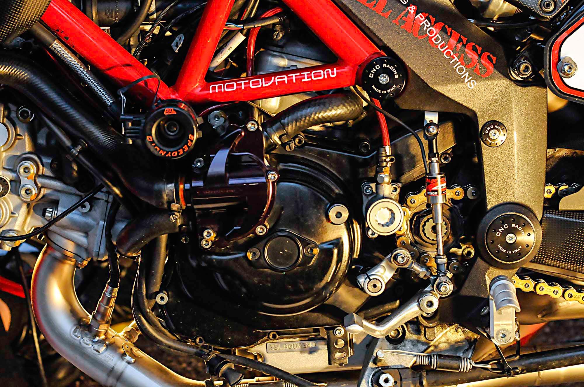 2013 Ducati Multistrada 1200 S Pikes Peak Racing Bike Xxx