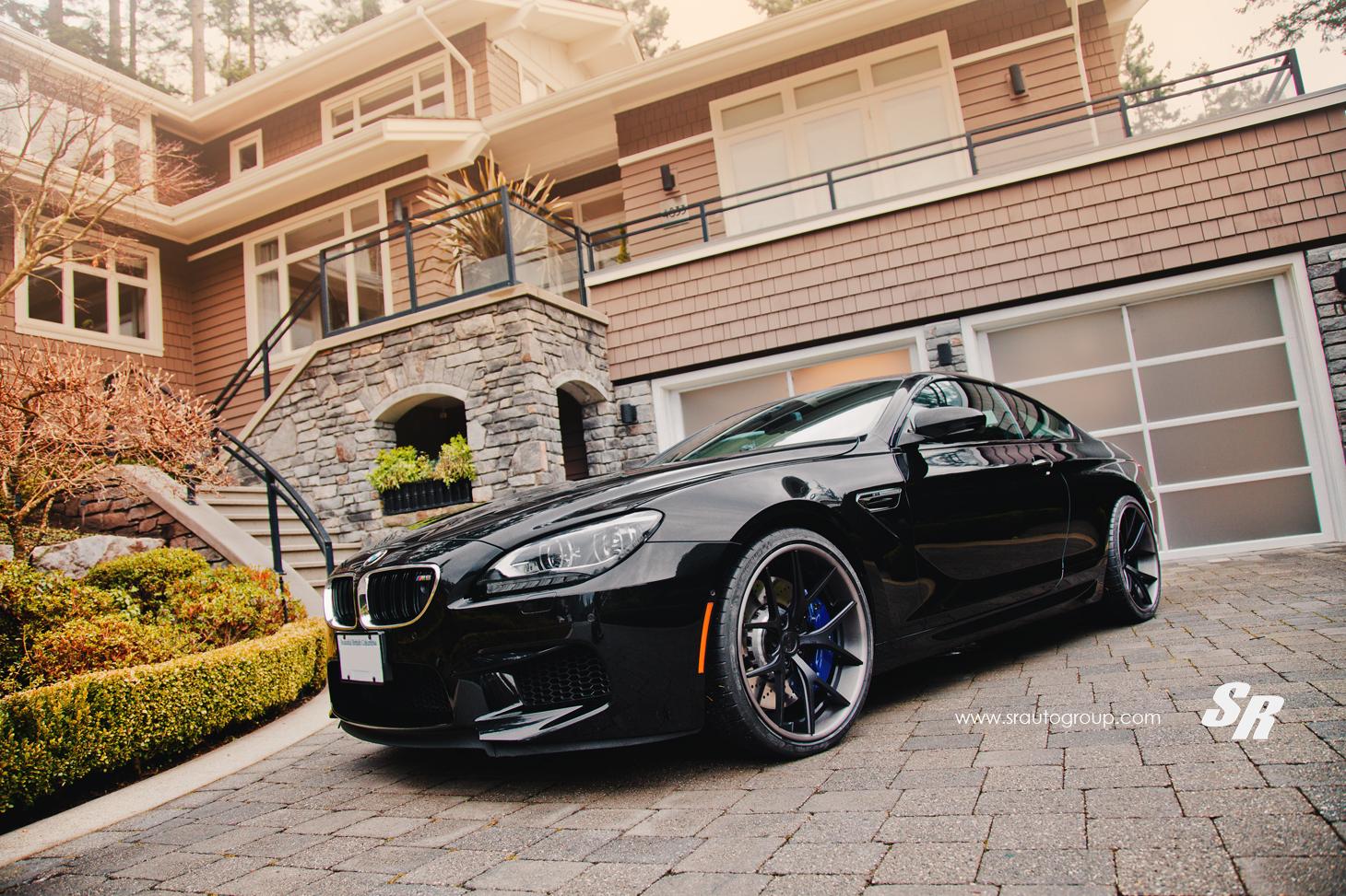 2013 F12 Bmw M6 On Pur Wheels Autoevolution