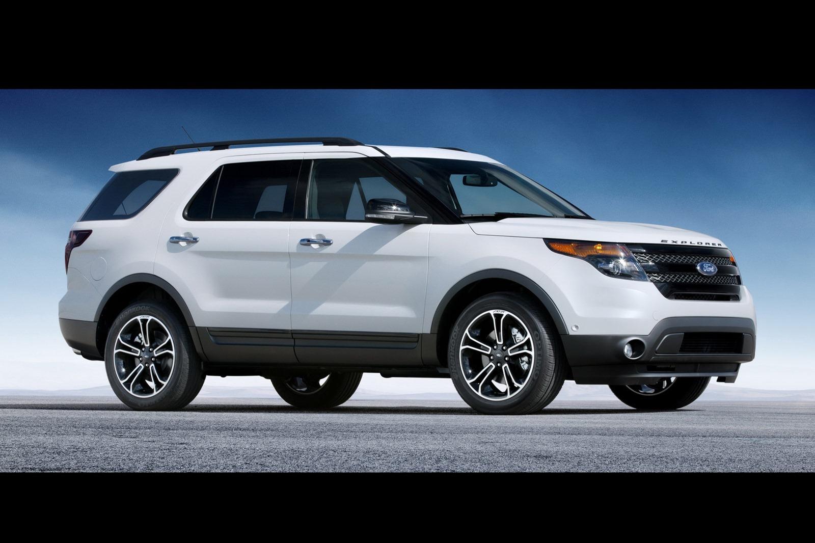 2013 Ford Explorer Sport Autoevolution