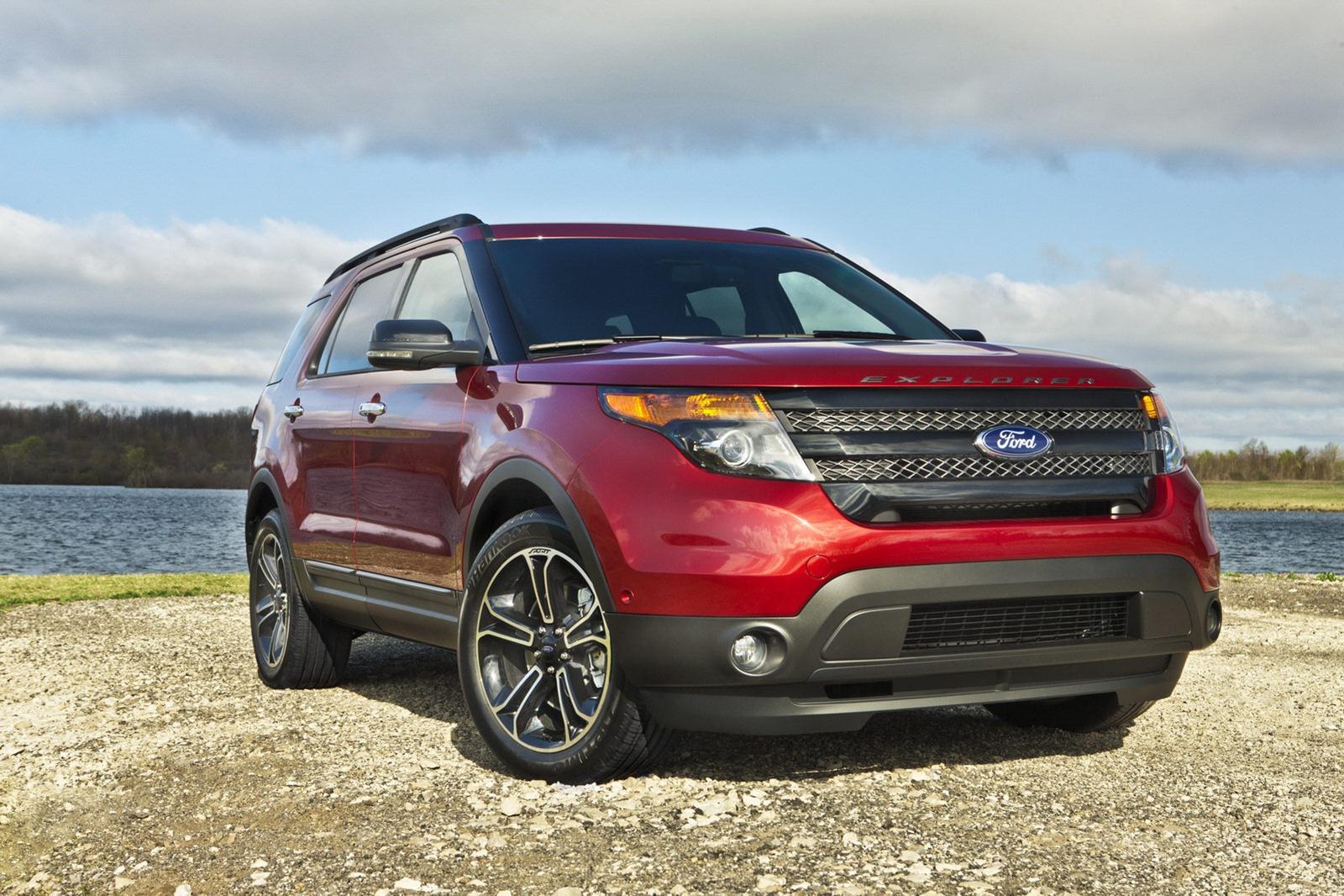 2013 ford explorer sport autoevolution. Black Bedroom Furniture Sets. Home Design Ideas
