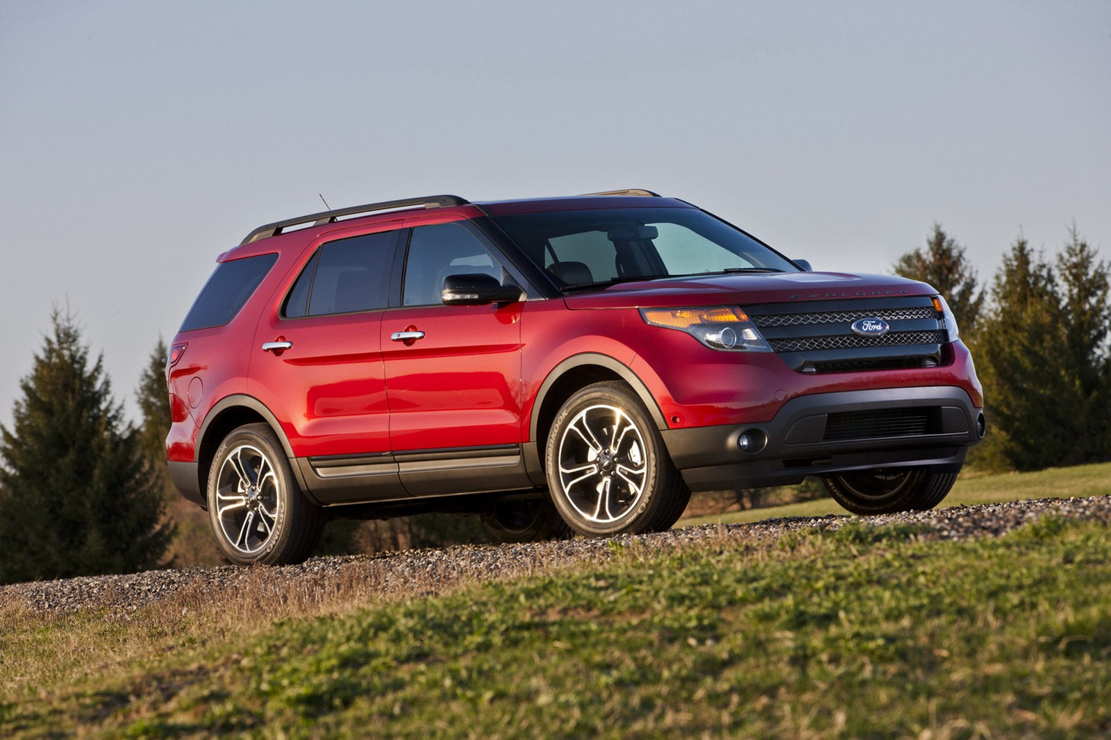 2013 ford explorer sport autoevolution. Cars Review. Best American Auto & Cars Review