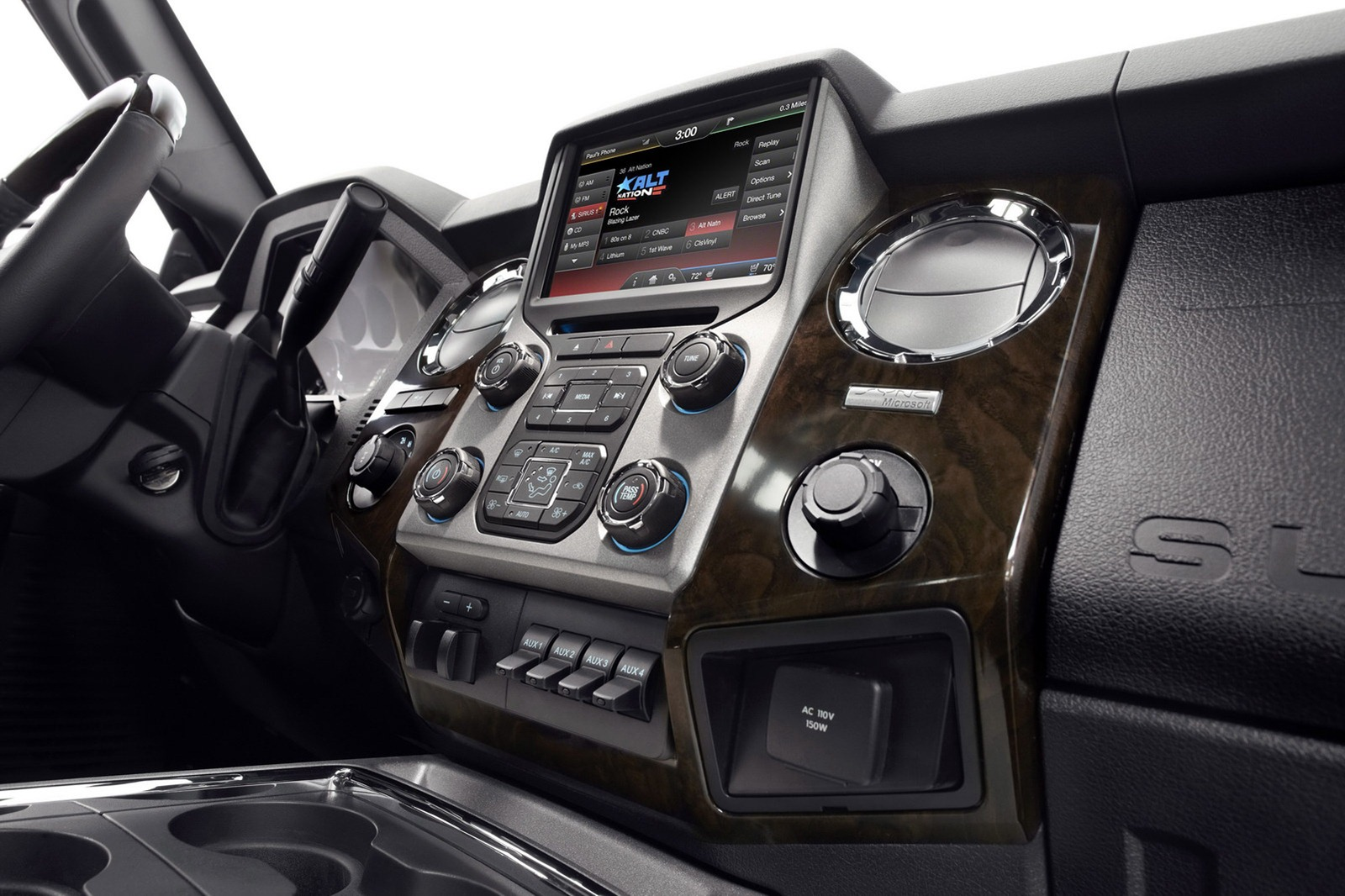 2013 Ford F-Series Super Duty Launched with Platinum Model [Video] - autoevolution