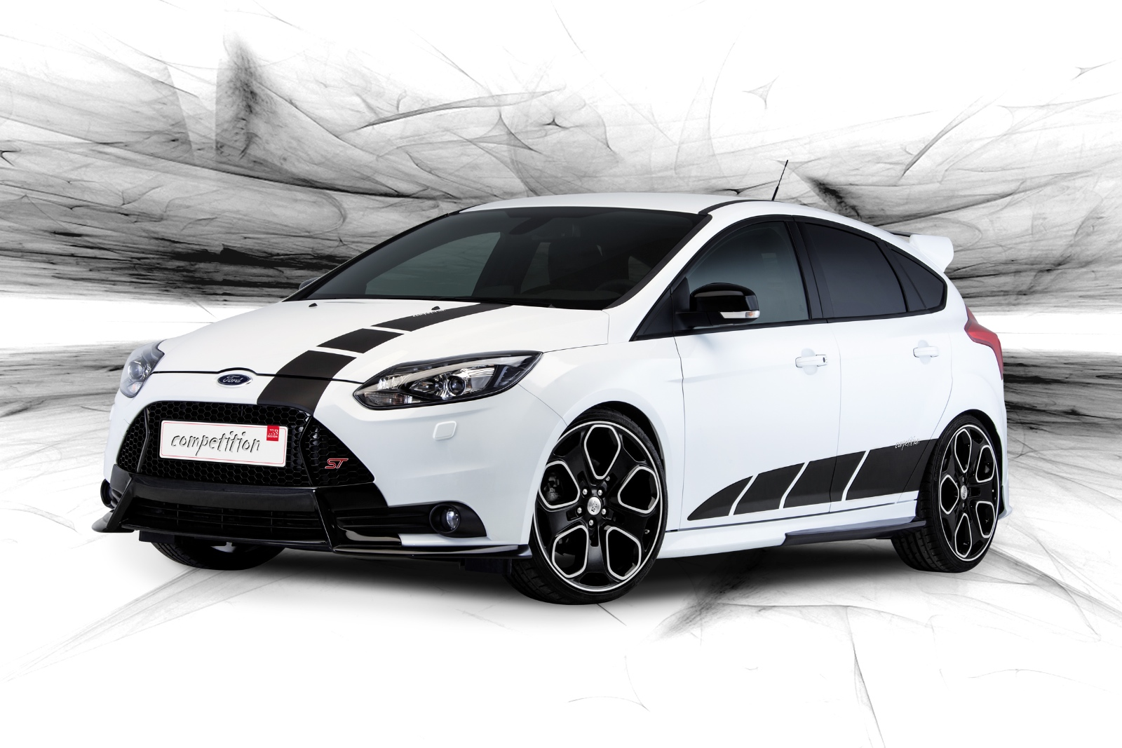 2013 ford focus st competition by ms design looks hot autoevolution. Black Bedroom Furniture Sets. Home Design Ideas