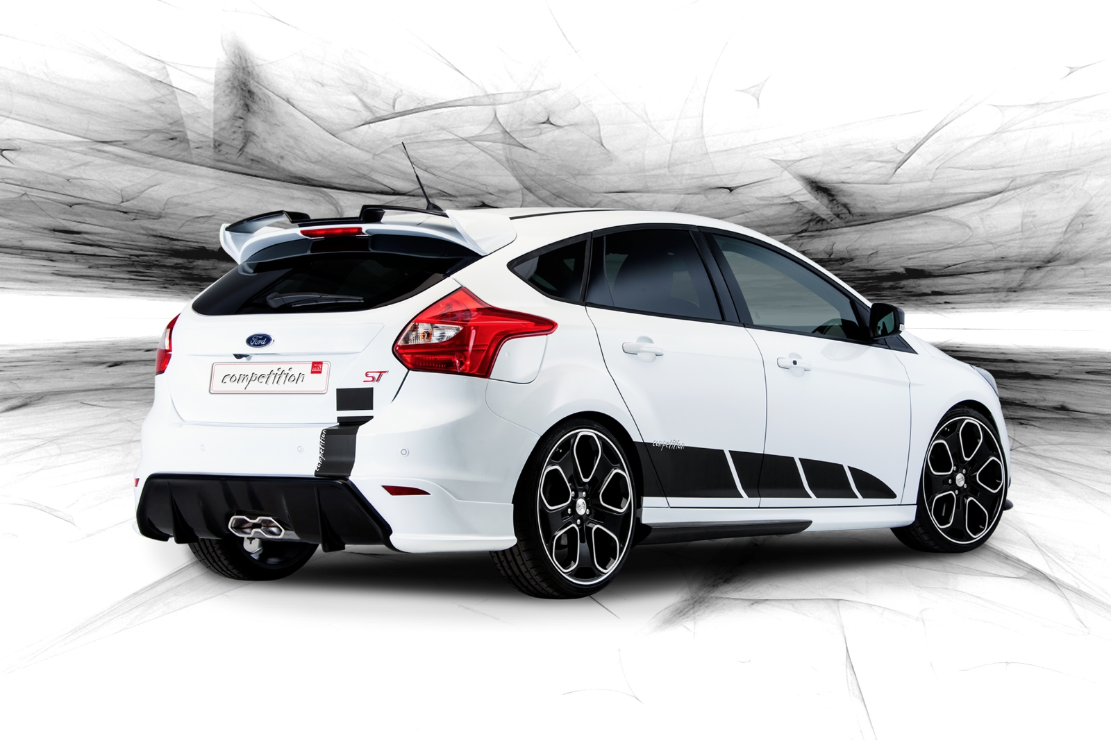 2013 Ford Focus ST Competition by MS Design Looks Hot ...