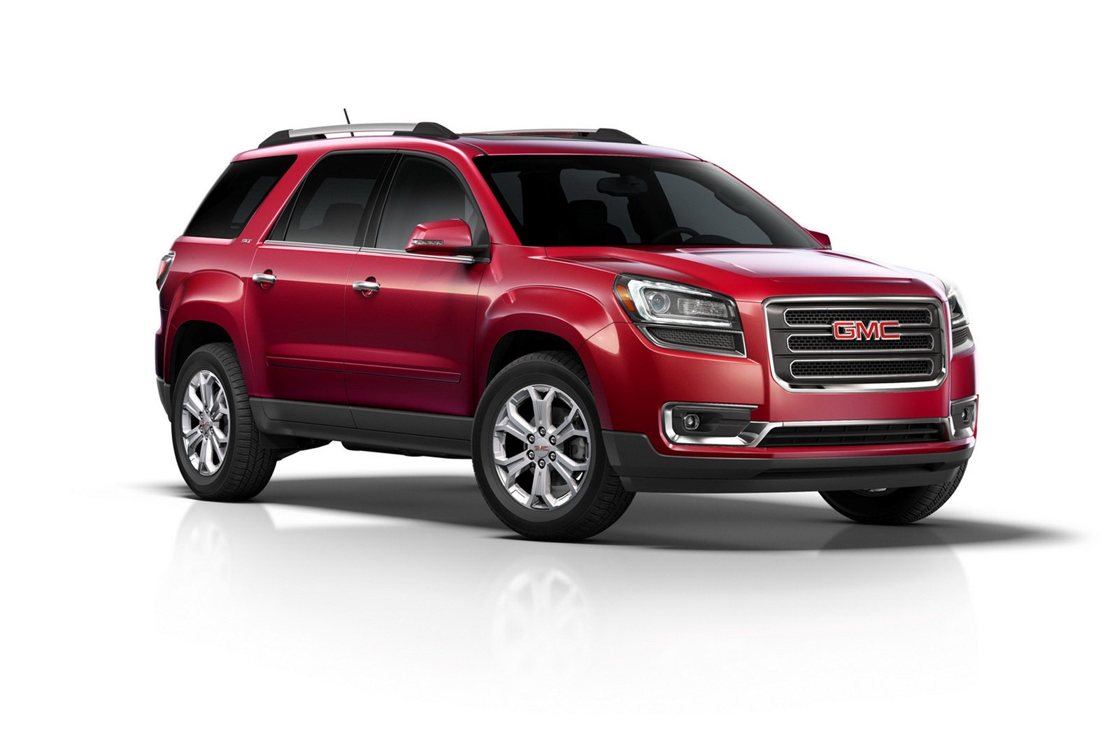2013 gmc acadia and acadia denali unveiled in chicago autoevolution. Black Bedroom Furniture Sets. Home Design Ideas