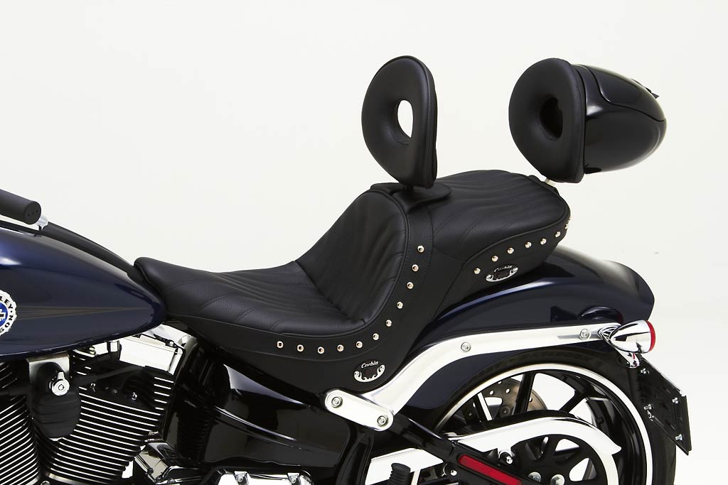 370Z Nismo Specs >> 2013 Harley-Davidson Breakout Gets Corbin Seats ...