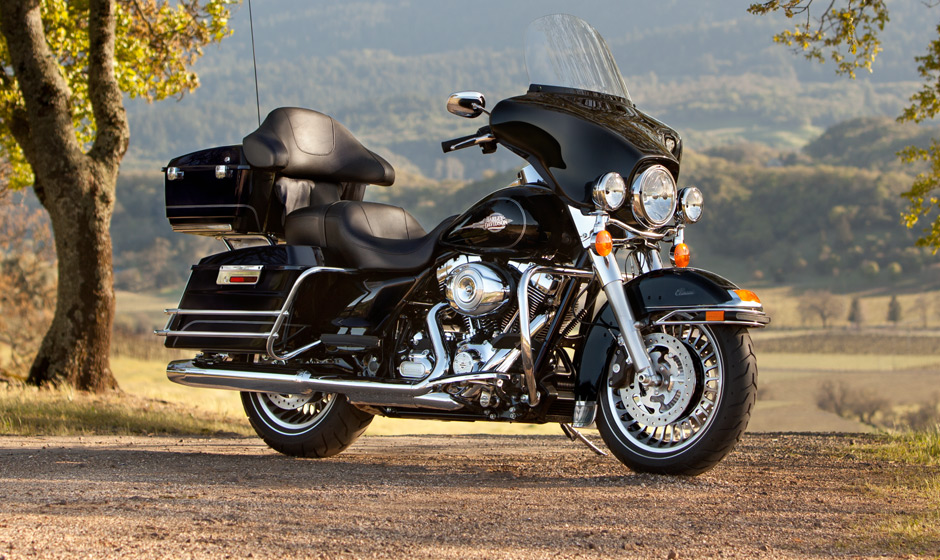 Harley Davidson Ultra Limited Service Manual