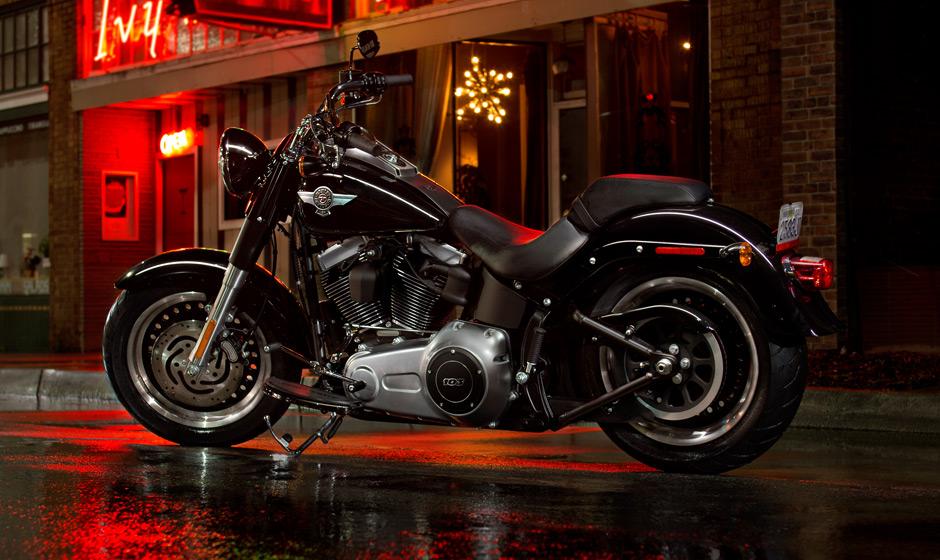 2013 Harley Davidson Fat Boy Lo Bobber Extraordinaire