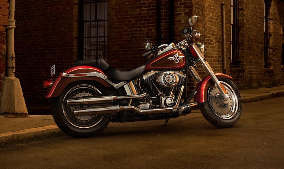 2013 Harley Davidson Fat Boy Softail Is Still The Iconic