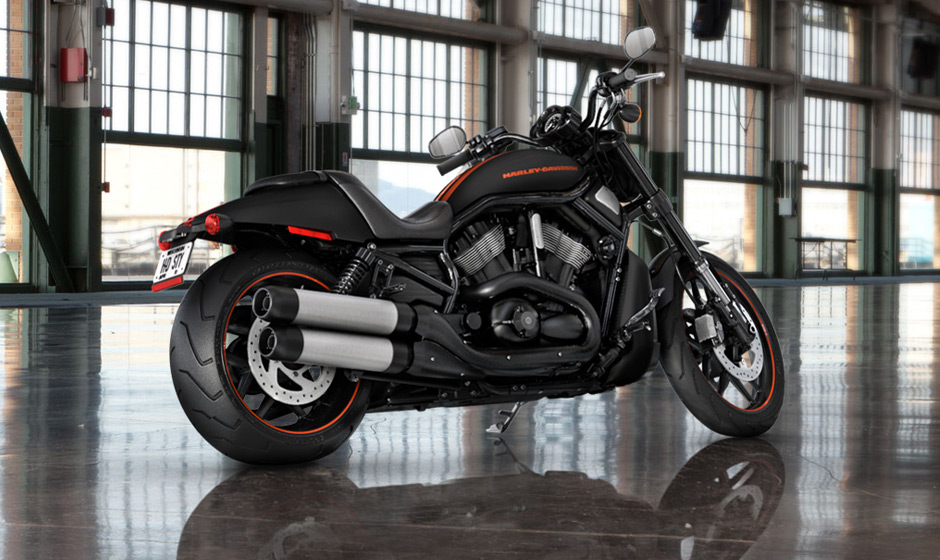 2013 Harley-Davidson Night Rod Special, Spawn of Darkness ...
