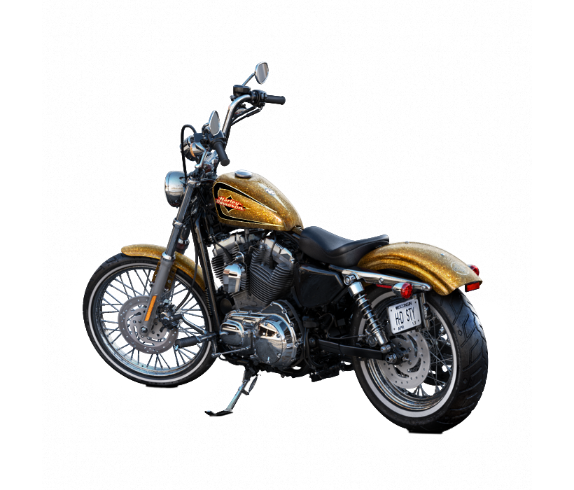 2013 Harley-Davidson Sportster Seventy-Two Carries On The