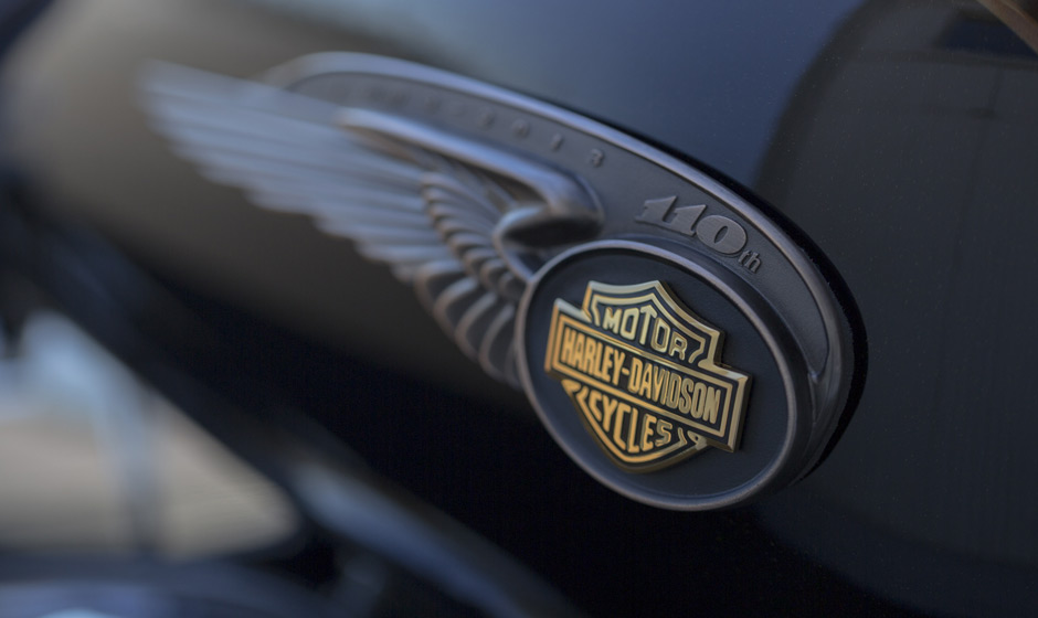 2013 Harley Davidson Super Glide Custom Gets 110th