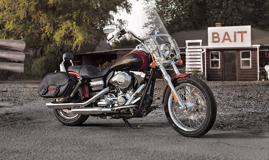 How Much Is A Car Paint Job >> 2013 Harley-Davidson Super Glide Custom gets 110th ...