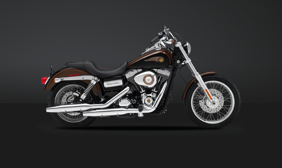 How Much Is A Harley Davidson >> 2013 Harley-Davidson Super Glide Custom gets 110th Anniversary Badges - autoevolution
