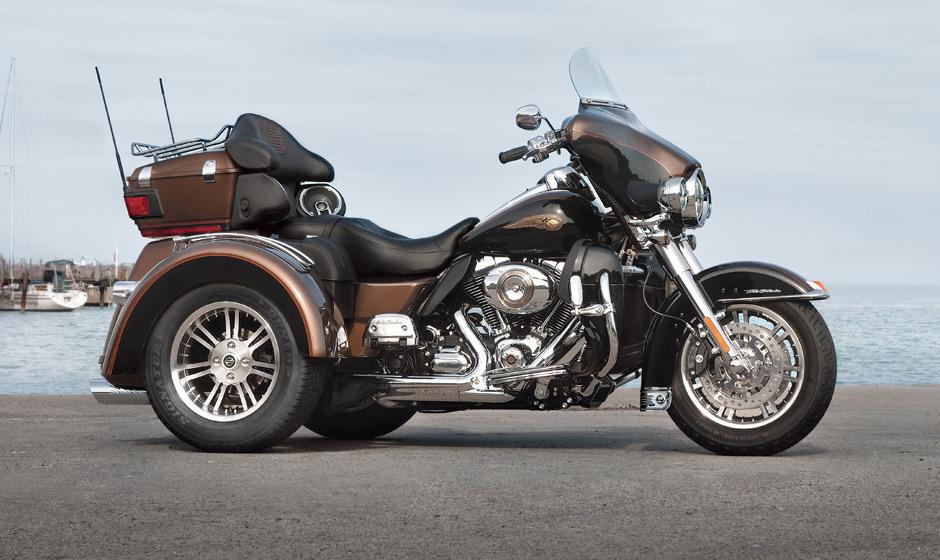 Harley Davidson Tri Glide Price