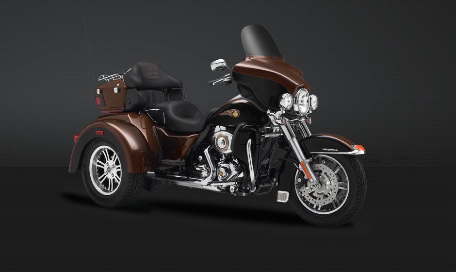 2013 Harley Davidson Tri Glide Ultra Classic The Genuine