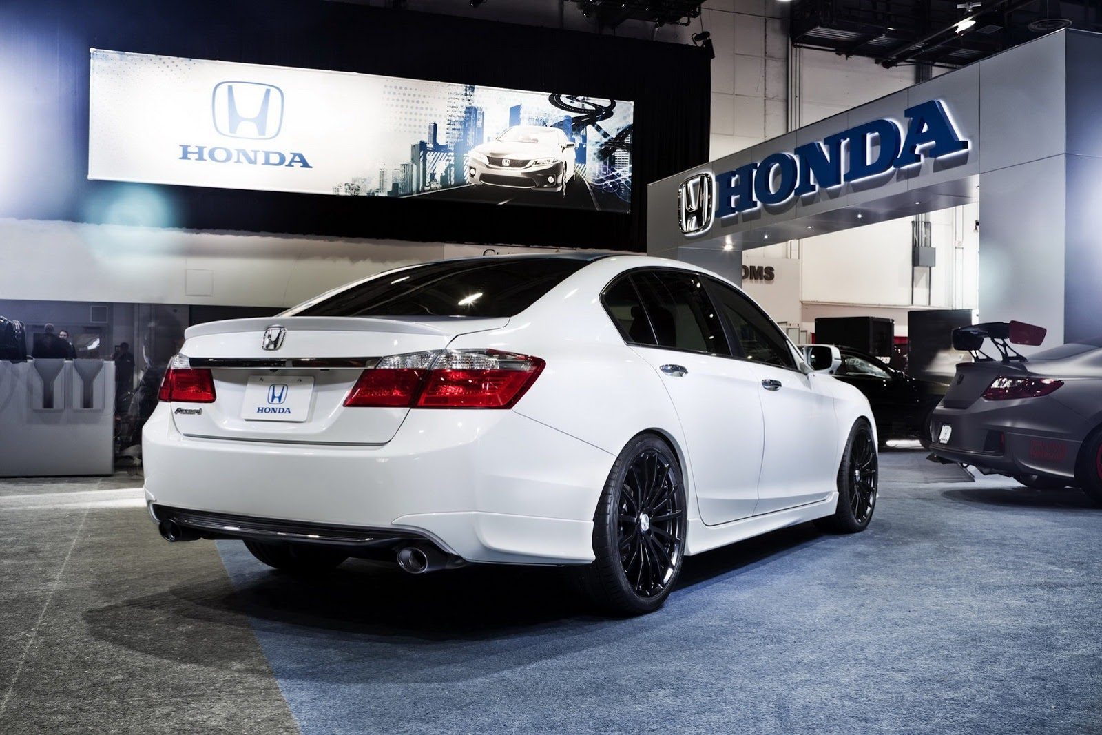 Honda Accords For Sale 2013 Honda Accord by DSO Eyewear at 2012 SEMA - autoevolution