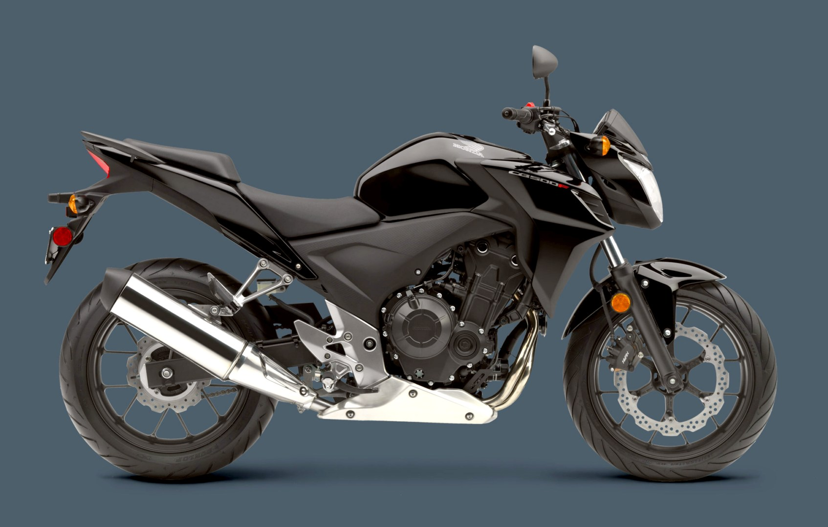 2013 Honda CB500F Detailed, Official Price Revealed