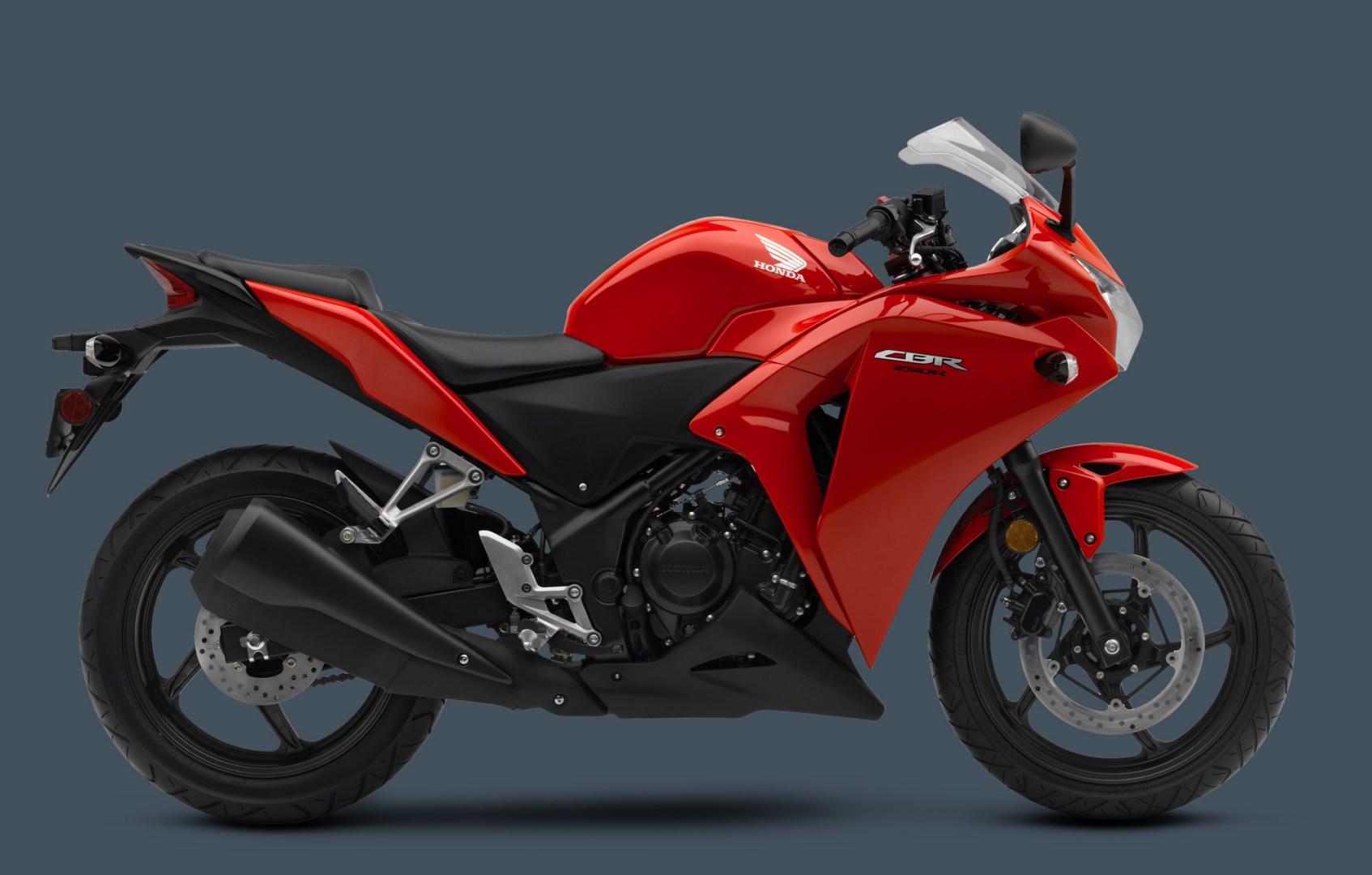 2013 Honda Cbr250r 2 Wheeled Affordable Fun Autoevolution