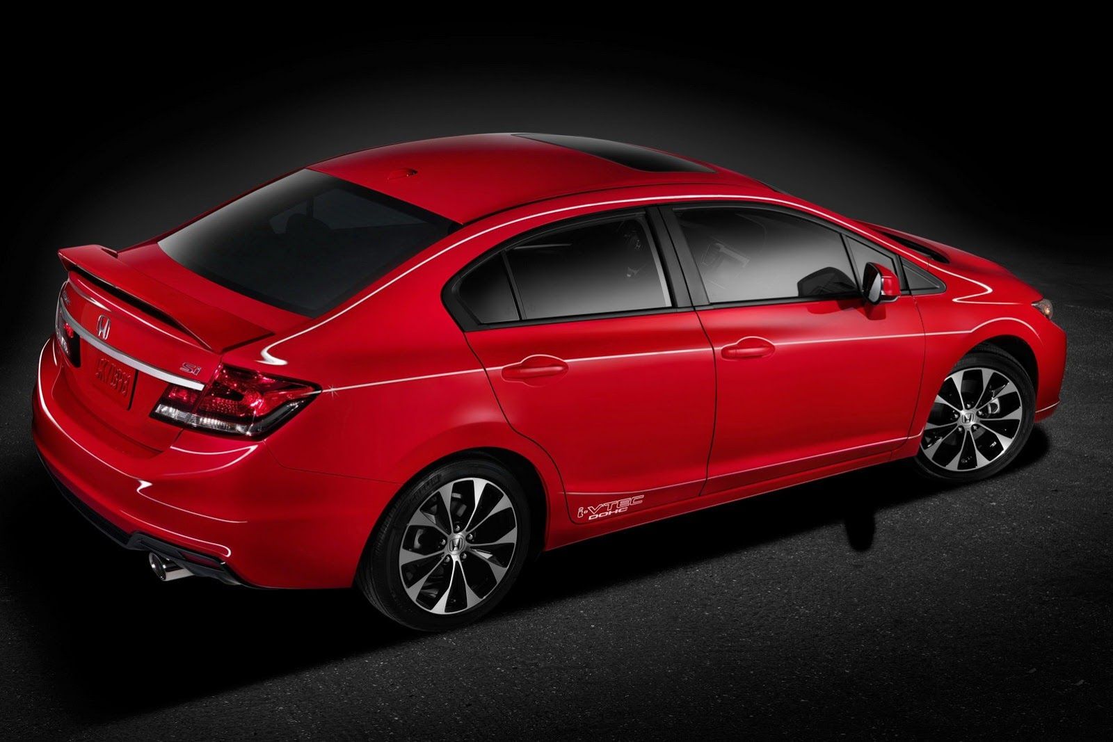 2013 honda civic si fully detailed pricing increased. Black Bedroom Furniture Sets. Home Design Ideas