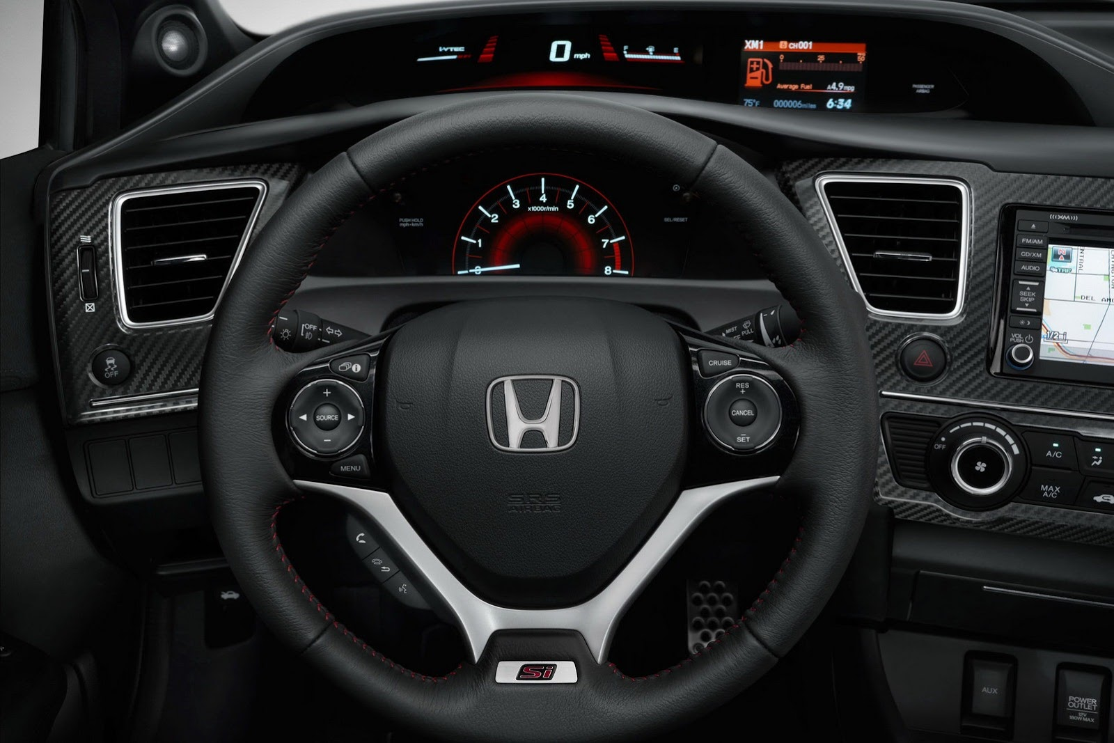 2013 Honda Civic Si 2013 Honda Civic Si ...