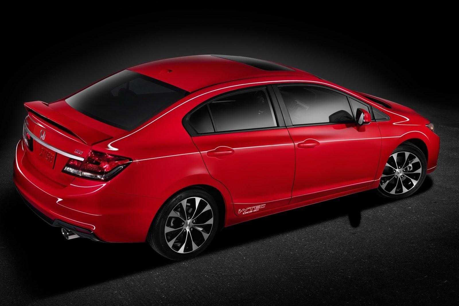 2008 Honda Civic Si Coupe 2013 Honda Civic Si Fully Detailed, Pricing Increased ...