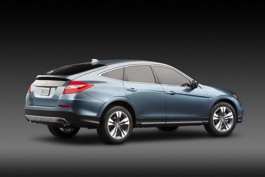 2013 honda crosstour concept goldie locks size autoevolution. Black Bedroom Furniture Sets. Home Design Ideas