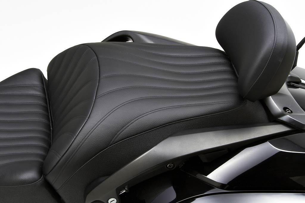 Honda Usa Cars >> 2013 Honda F6B Receives Modular and Smuggler Seats from ...