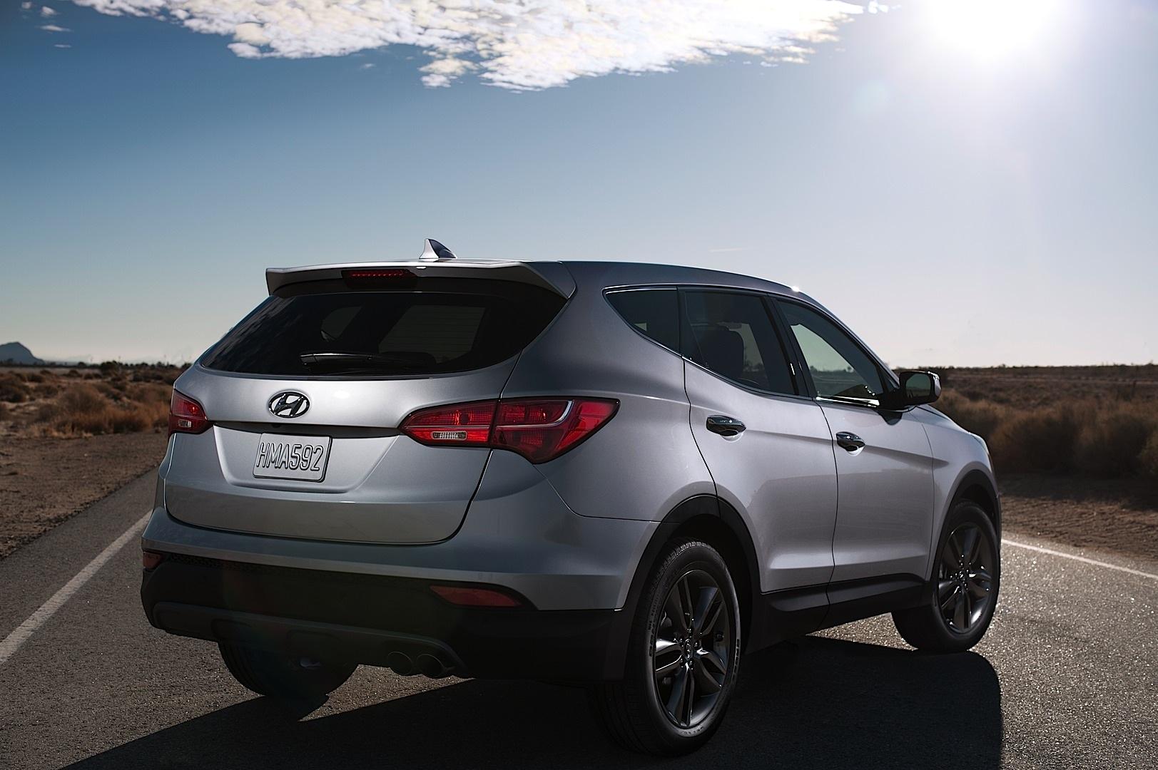 2013 Hyundai Santa Fe Sport (ix45) Revealed - autoevolution
