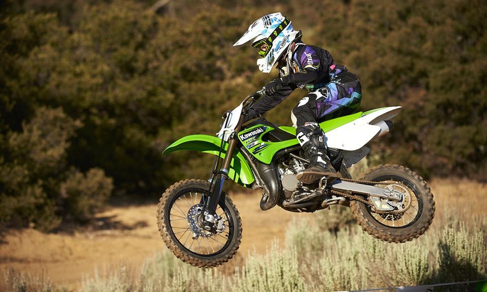 2013 Kawasaki Kx85 Ii A Champion Kid S Dirt Bike