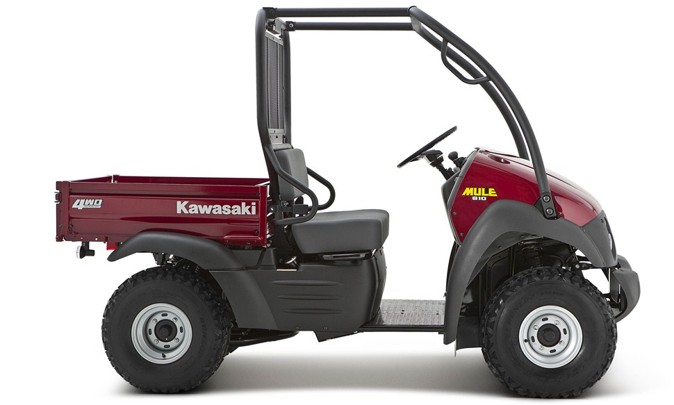 2013 kawasaki mule 610 4x4 a feature loaded utility. Black Bedroom Furniture Sets. Home Design Ideas
