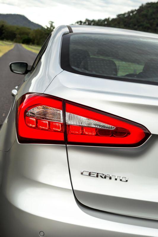 new car releases australia 20132013 Kia Cerato Launched in Australia  autoevolution